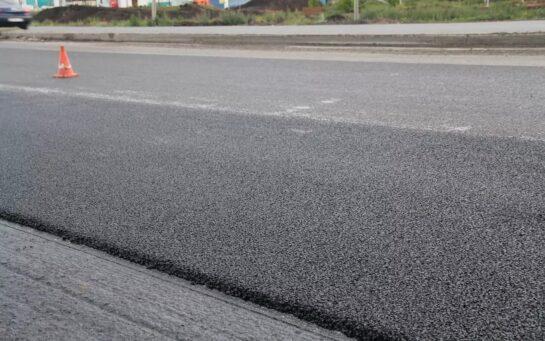 В Сургуте построили новую дорогу до кольцевой и отремонтировали соседнюю